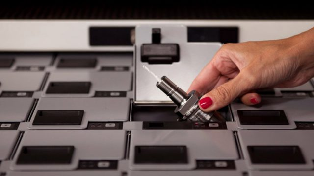 Tool Presetter of krimpapparaat Speroni Nederland Toolingpartners dealer