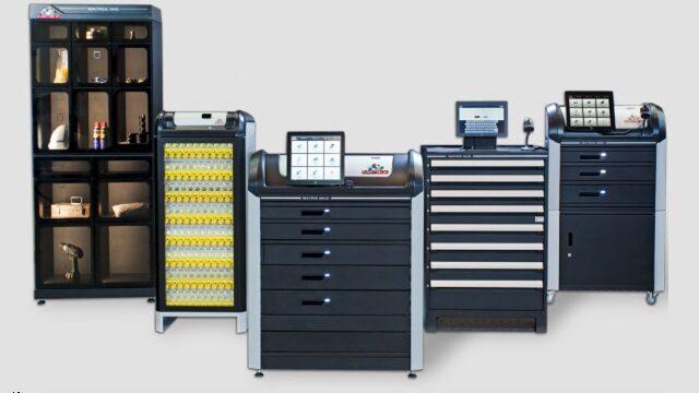 Matrix vending Toolingpartners nederland